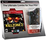 Killzone 2 and Black DualShock 3 Wireless Controller Bundle