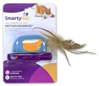 SmartyKat Motion Madness Cat Toy Concealed Motion Toy