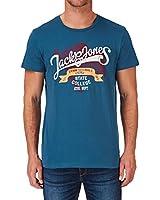 Jack & Jones 12094148 - T-shirt - Imprimé - Manches courtes - Homme