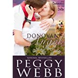 Donovan's Angel (The Donovans of the Delta Book 1) ~ Peggy  Webb