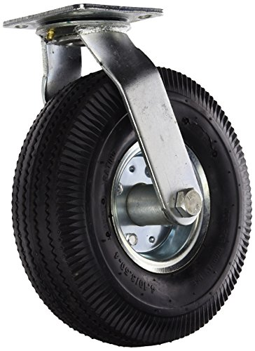 Grizzly G7078 10-Inch Pneumatic Swivel Tire