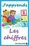 Livre pour enfants : J'apprends les c...