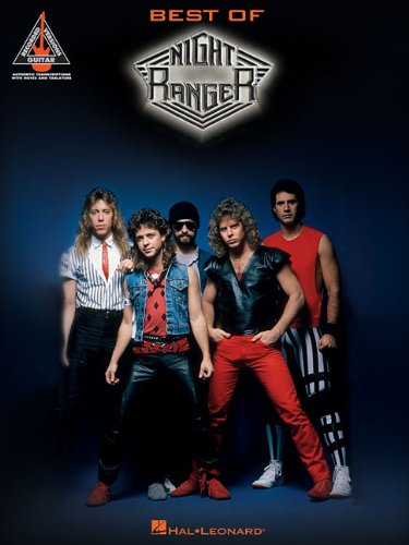 Best of Night Ranger (Recorded Versions Guitar)