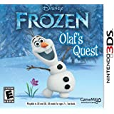 Disney's Frozen: Olaf's Quest - Nintendo 3DS