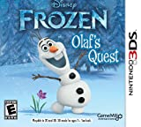 Frozen Olafs Quest 3DS - Nintendo 3DS
