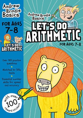 Let's do Arithmetic 7-8 (Mental Maths Tests)