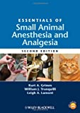 img - for Essentials of Small Animal Anesthesia and Analgesia book / textbook / text book