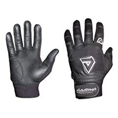 Buy Akadema Professional Batting Gloves-Black by Akadema