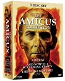 Cover art for  The Amicus Collection (Asylum / And Now The Screaming Starts / The Beast Must Die)