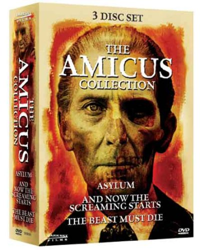 DVD : The Amicus Collection (3 Disc)