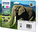 Epson Multipack 6-colours 24xl Claria Photo Hd Ink C13T24384010