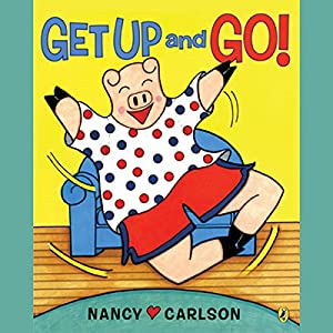 Get Up and Go! Audiobook
