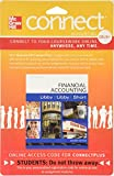 img - for Connect 1-Semester Access Card for Financial Accounting 7e book / textbook / text book