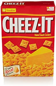 Sunshine Cheez-It Crackers, 13.7 Oz