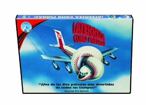 Aterriza Como Puedas(Ed. Horizontal) [DVD]