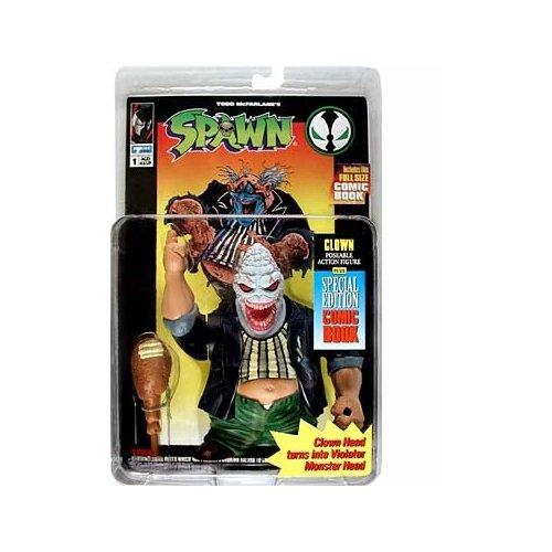 Spawn Series 1 - Clown Figure