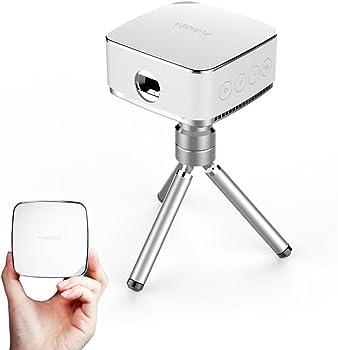 Puridea Portable Wireless Projector
