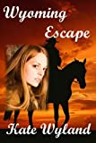 img - for Wyoming Escape (A Triple H Ranch Mystery Book 1) book / textbook / text book