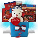 Disney Pixar Cars Get Well Gift Basket