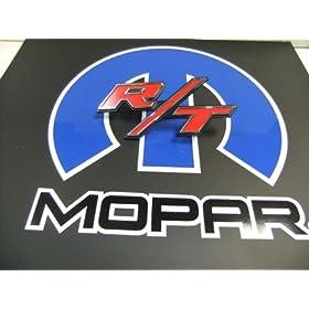 2011 2012 Dodge Charger R/t Grille Emblem Nameplate Mopar Oem