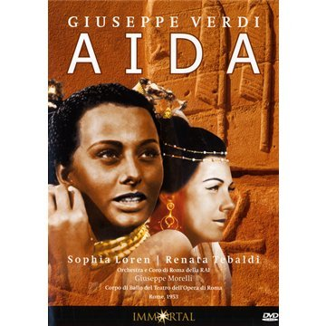 VERDI - Aida [DVD] [Region 1] [NTSC]