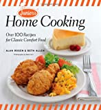 img - for Junior's Home Cooking: Over 100 Recipes for Classic Comfort Food book / textbook / text book