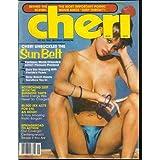 Cheri Adult Magazine May 1982 Cheri Unbuckles the Sun Belt ~ Cheri