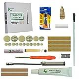 Instrument Clinic Clarinet Pad / Tenon Cork Kit, Set for Yamaha Clarinets