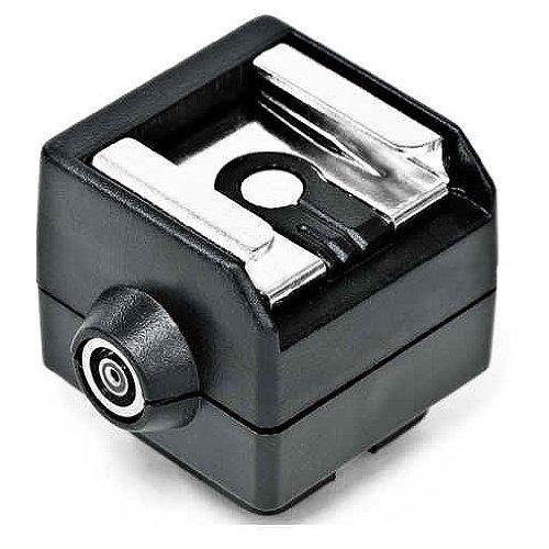 SC-2 Flash Hot Shoe PC Sync Adapter for Canon Nikon Sigma Pentax Olympus DSLR Camera