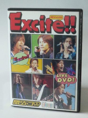 Live DVD『Excite!!』