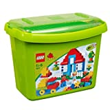 Lego Duplo Deluxe Brick Box - 5507 From Debenhams
