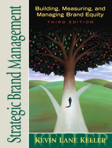 Strategic Brand Management (3rd Edition)