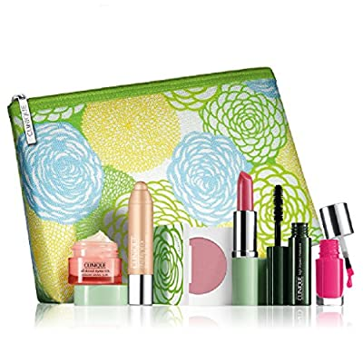 Clinique 7 Piece Gift Set Including New Released Chubby Stick for Eye $85+ Value
