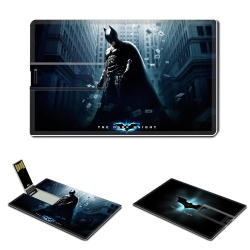 Batman Credit Card Size Flash Drive 16GB