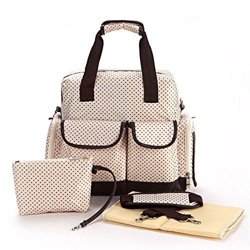 bebamour travel backpack diaper bag tote handbag purse dealtrend. Black Bedroom Furniture Sets. Home Design Ideas