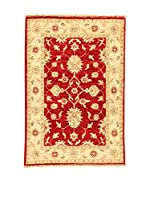 Design Community By Loomier Alfombra Oz Ziegler Far Extra (Rojo/Beige)