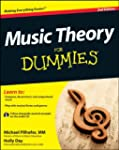 Music Theory For Dummies, with Audio CD