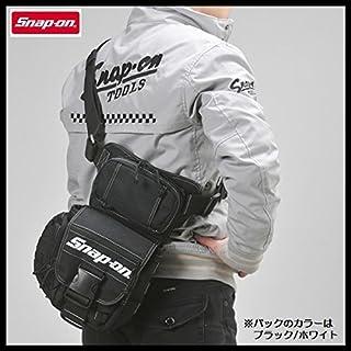 SNAP-ON(スナップオン) レッグバッグ ブラック/レッド フリー SO15802S
