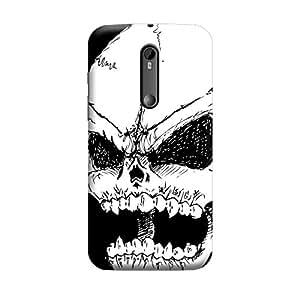 Ebby Premium Printed Mobile Back Case Cover With Full protection For Moto G3 / Moto G Turbo (Designer Case)