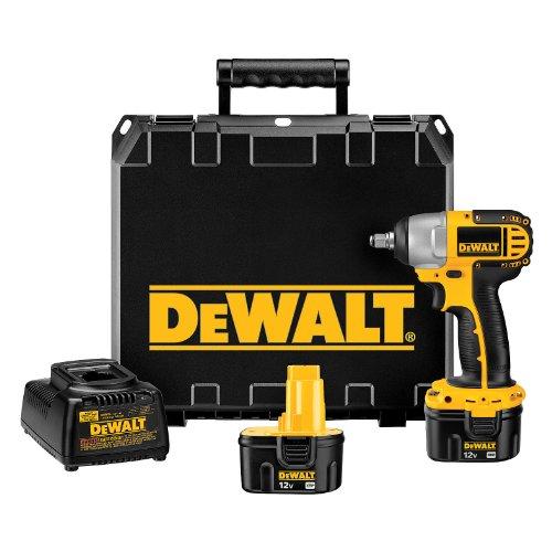 DEWALT DC841KA  12-Volt 3/8-Inch Cordless XRP Impact Wrench Kit