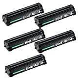 UCI Remanufactured Toner Cartridge Replace ML1660 - 5 Black For Samsung Printers ( Non-Original )