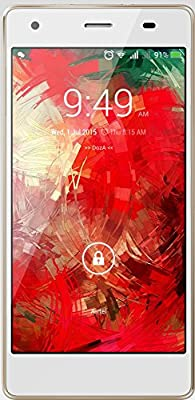 Intex Aqua Ace (White, 16 GB)