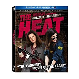 The Heat (Blu-ray / DVD + DigitalHD)