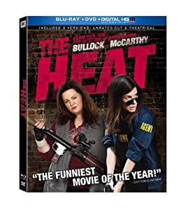 The Heat (Blu-ray / DVD + DigitalHD)
