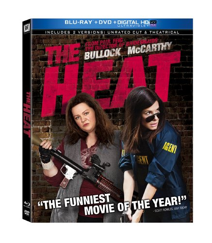 51YnDHvKx5L The Heat (Blu ray / DVD + DigitalHD)
