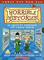Horrible Histories - 26 Groovy Episodes