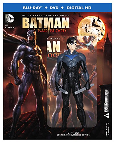 Batman: Bad Blood (Deluxe Edition) [Blu-ray]