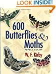 600 Butterflies and Moths in Full Col...
