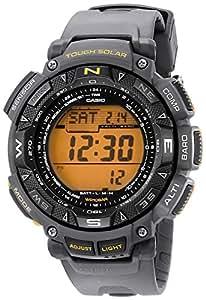 Casio Men's PAG240-8 Pathfinder Triple Sensor Tough Solar Digital Watch