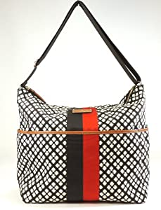 Kate Spade York Classic Spade Serena Baby Bag (Chocolate)
